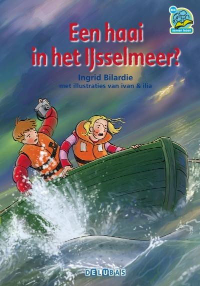 Een haai in het IJsselmeer cover.indd